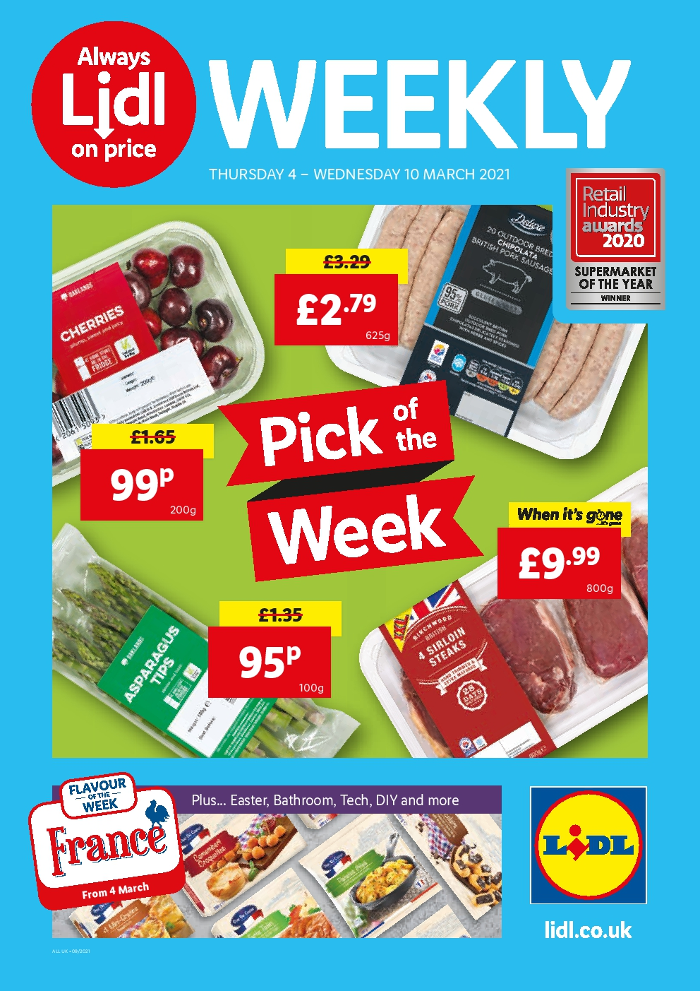 LIDL Offers This Week 4th Mar to 10th Mar 2021 LIDL Special Buys Preview