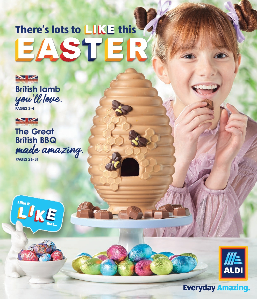 ALDI Easter Brochure 2021