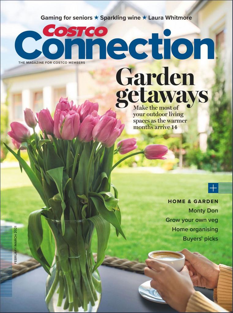 The Costco Connection UK February/March 2021 Costco Magazine
