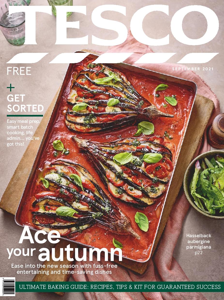 Tesco Magazine Online September 2021